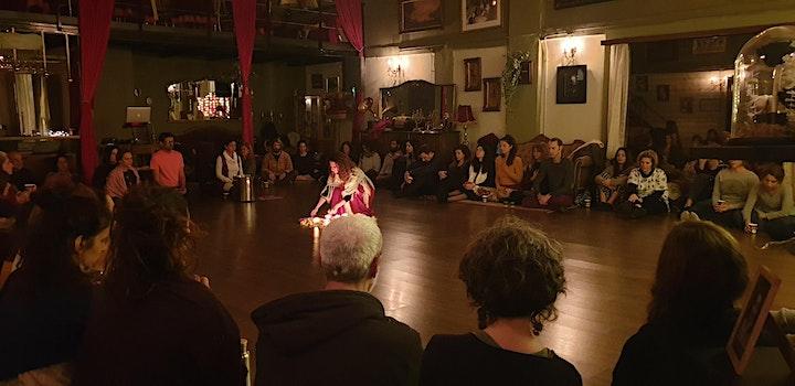 Ecstattic Dance Radiance  Livestream - we dance, we feel, we are alive image