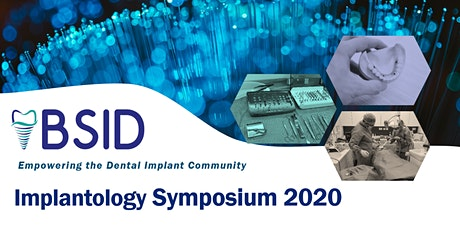 BSID Implant Symposium 2020 tickets