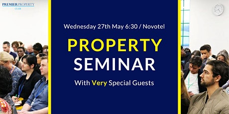 Property Seminar tickets