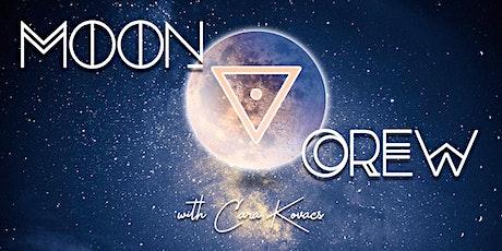 Moon Crew: Full Moon in Libra (ONLINE!) tickets