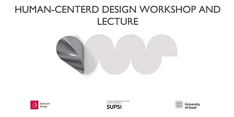 Human-Centered Design Workshop and Lecture tickets