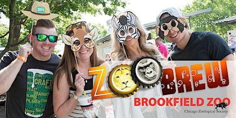 ZooBrew at Brookfield Zoo tickets