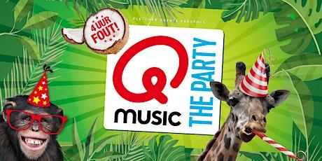 Qmusic the Party - 4uur FOUT! in Beek (Gem. Montferland GD) 26-09-2020 tickets