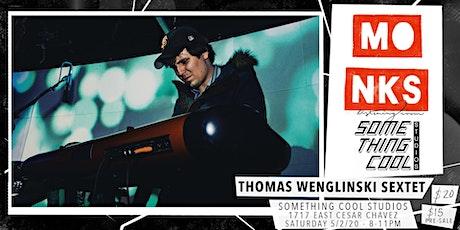 Tentatively Rescheduled: Thomas Wenglinski Sextet tickets