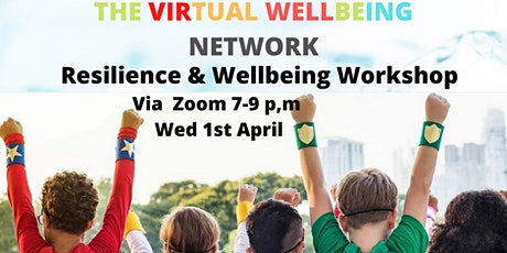 Resilience & Well-being tickets