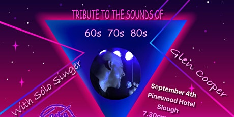 Live Music To Sounds of...60s 70s 80s tickets