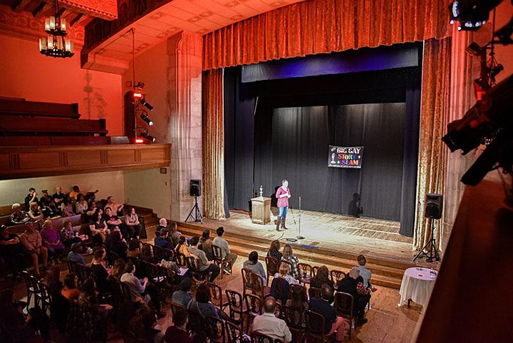 2019 Big Gay StorySlam (digital show available NOW) image