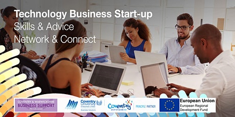 Startup Essentials - Meet with our Tech Business Adviser, Virtually! (Thur) tickets