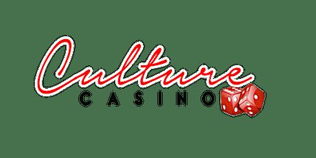 Culture Casino tickets