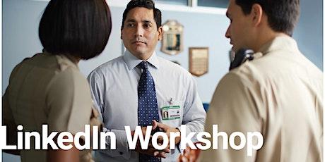 LinkedIn Workshop via Zoom tickets