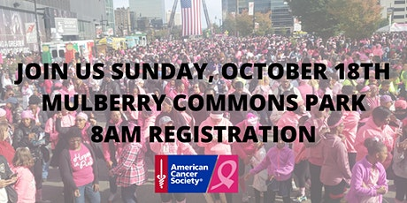Making Strides Against Breast Cancer of Newark Walk tickets