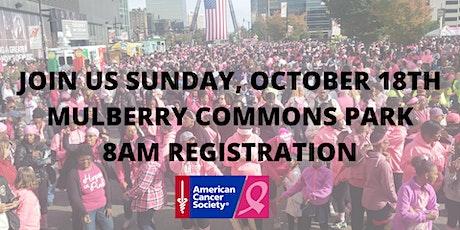Making Strides Against Breast Cancer of Newark Walk tickets