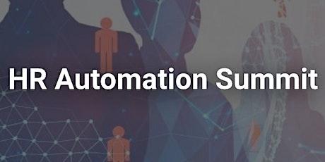 Annual HR Automation Summit tickets