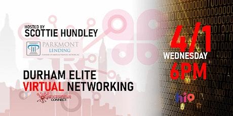 Free Durham Elite Rockstar Connect Networking Event (April, Durham NC) tickets