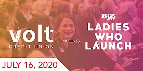 Biz 417's Ladies Who Launch 2020 tickets