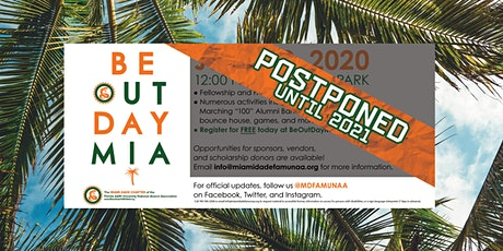 Be Out Day Miami >> POSTPONED UNTIL 2021 tickets