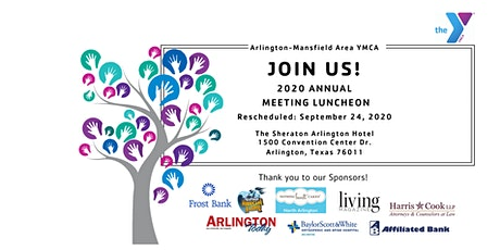 2020 Annual Meeting Luncheon tickets