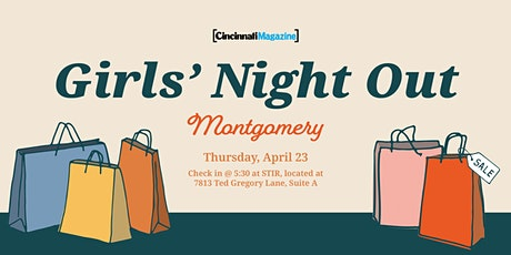 Girls' Night Out: A Night to Shop Downtown Montgomery tickets