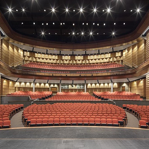 AISD Performing Arts Center logo