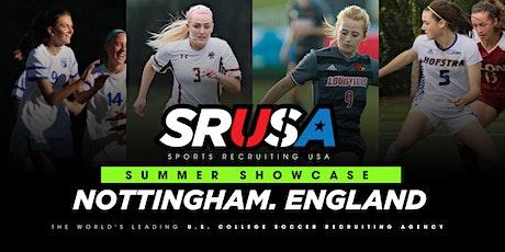 SRUSA Women's Soccer Midlands Summer Showcase 2020 tickets