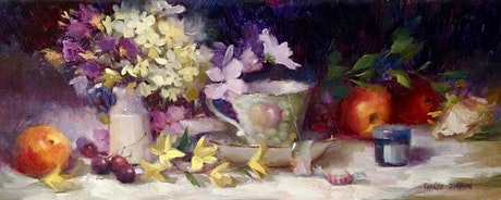 3rd Thursdays Art Night Out Expressions In Oils: The Collections of Frankie Johnson tickets