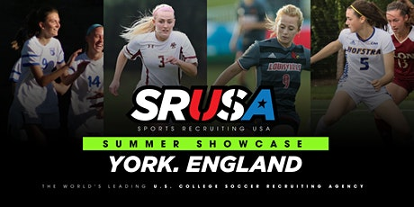 SRUSA Women's Soccer Northern Summer Showcase 2020 tickets