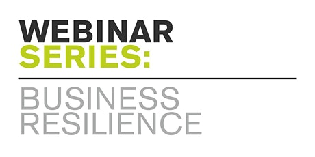 WEBINAR: Business Resilience: Cashflow Plan & HR Guidance during COVID-19 tickets