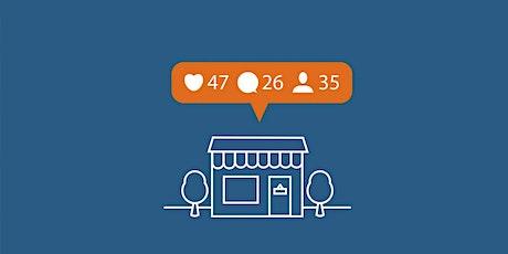 Corso Online di Instagram Marketing: come comunicare in modo efficace biglietti