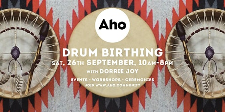 Drum Birthing Workshop with Dorrie Joy tickets