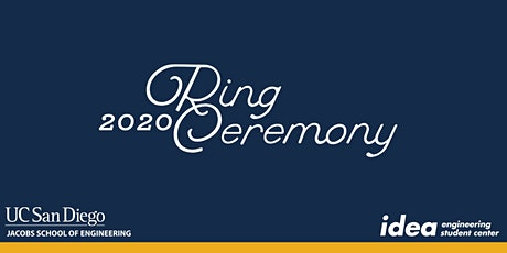 2020 Ring Ceremony tickets