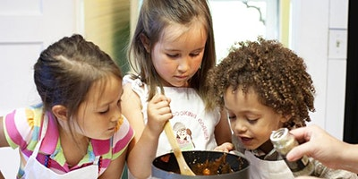 Culinary Kids Camp! Ages 5-8