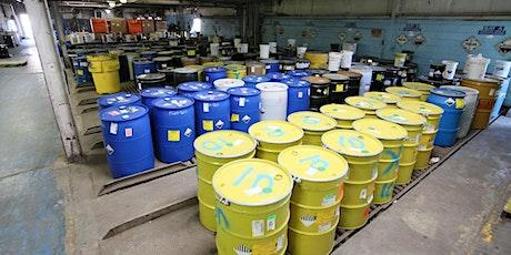 May 21, 2020 North Carolina Hazardous Waste Compliance Workshop No. 3 tickets