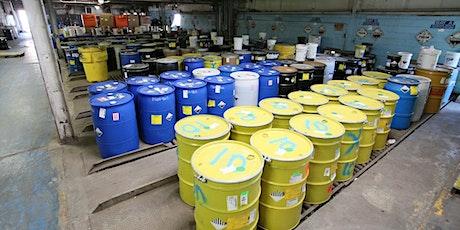 May 28, 2020 North Carolina Hazardous Waste Compliance Workshop No. 4 tickets