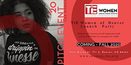 TiE Women of Denver - Launch Party tickets