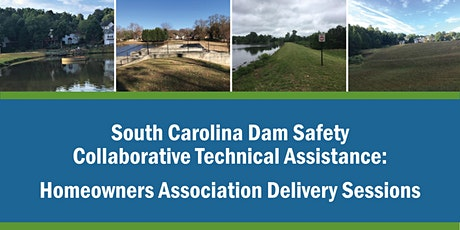 SC Dam Safety Collaborative Technical Assistance: Session 3 tickets