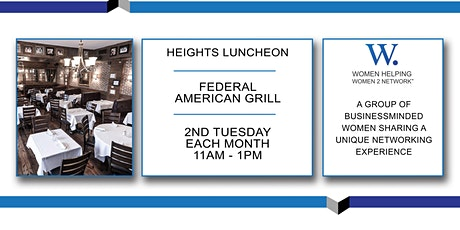 WHW2N - Heights Luncheon tickets
