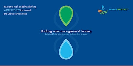 Sustainable drinking water management & farming tickets