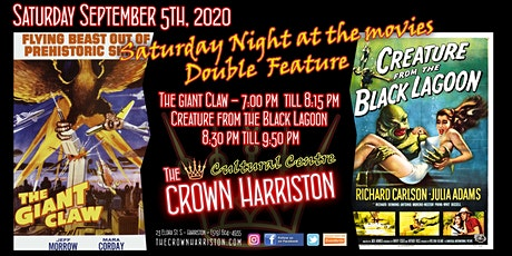Monster Mayhem at the Saturday Night Double Feature tickets