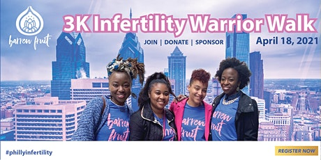 Barren Fruit® Infertility 3K Warrior Walk 2021 tickets