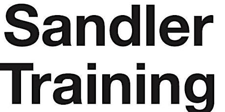 Public-Private Virtual Sandler Training tickets