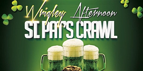 CANCELLED - Wrigleyville Afternoon St. Patrick's Day Bar Crawl tickets