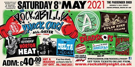 The Rockabilly Knock-Out - All-Dayer tickets
