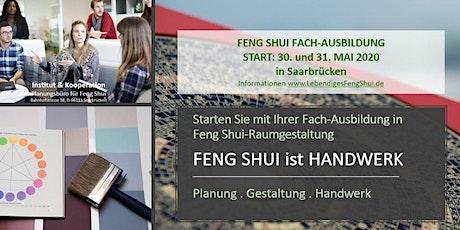 Starten Sie Ihre Feng Shui-Fachausbildung: Feng Shui ist Handwerk Tickets