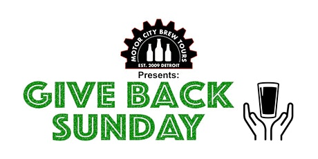 Give Back Sunday - Eastern Market Brewery History Walking Tour tickets