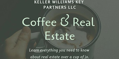 Coffee & a Real Estate Career via Zoom tickets