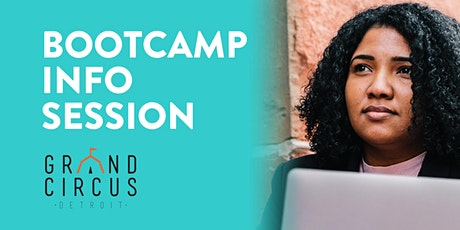 REMOTE Grand Circus Bootcamp Info Session tickets