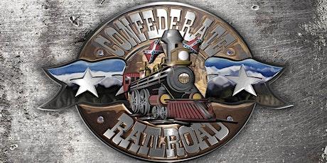 Confederate Railroad tickets