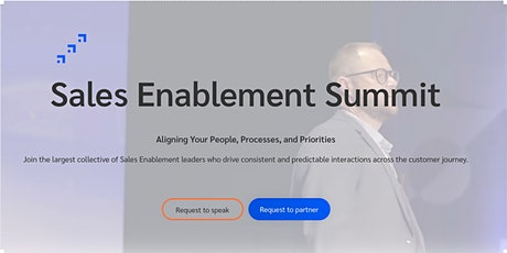 Sales Enablement Summit | Toronto tickets