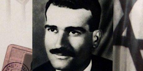 Curso Virtual: Eli Cohen - El espía que Israel amó entradas