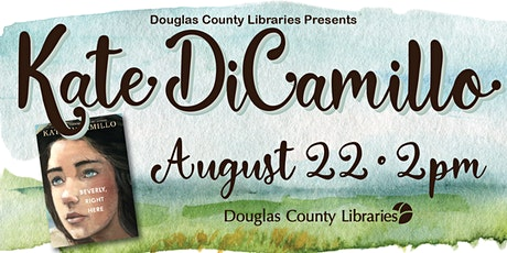 DCL Presents: Kate DiCamillo tickets